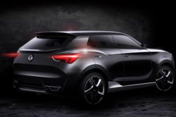 Ssangyong SIV Concept